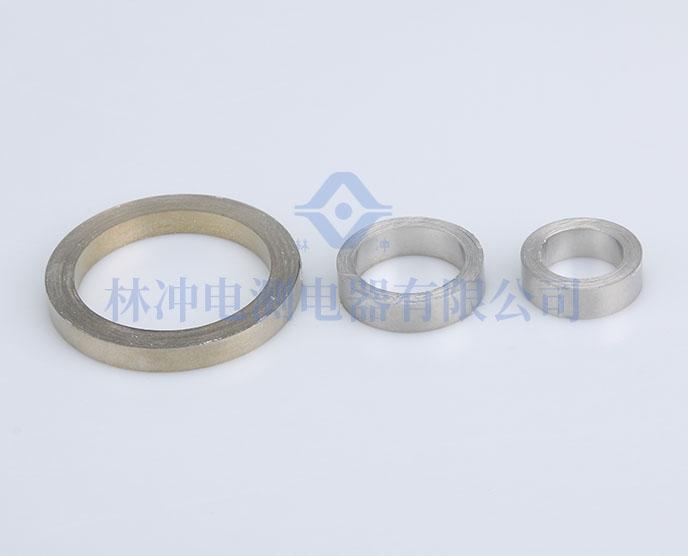 卷绕环形铁芯
